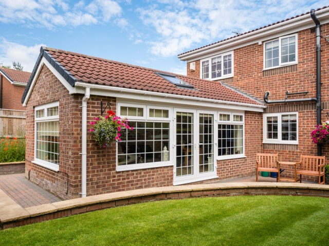 Home extension in Buckinghamshire