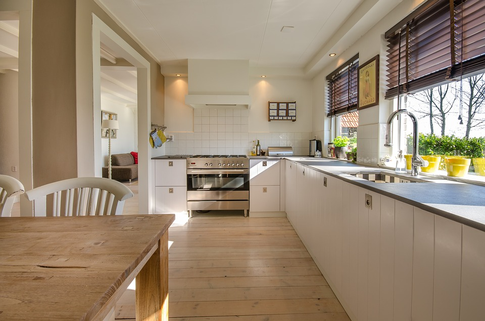 Luxury modern kitchens installed by professionals