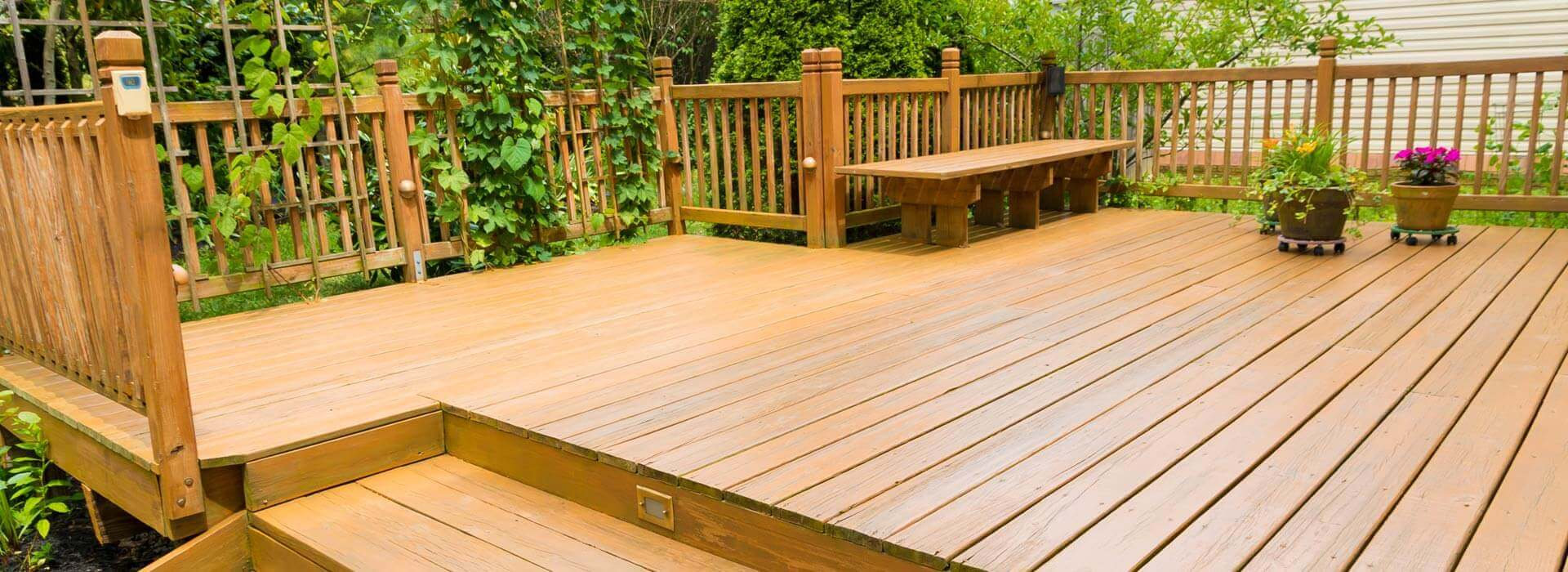 decking high wycombe