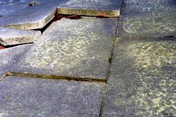 broken-paving