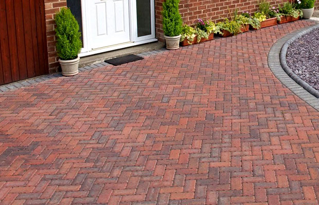 Block paved driveway beaconsfield