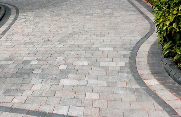 Block paved driveway Aylesbury