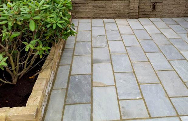 Garden patio Aylesbury